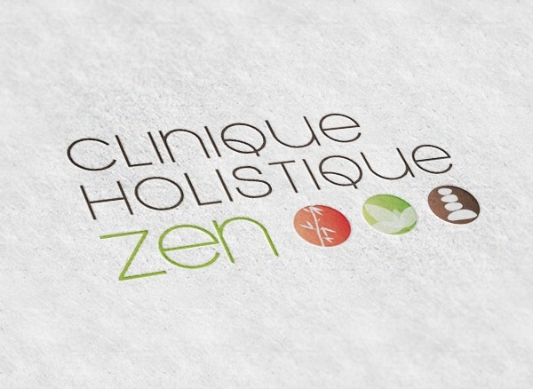 Clinique Holistique Zen  logo