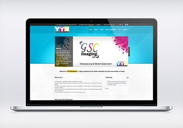 YYK   Site web wordpress