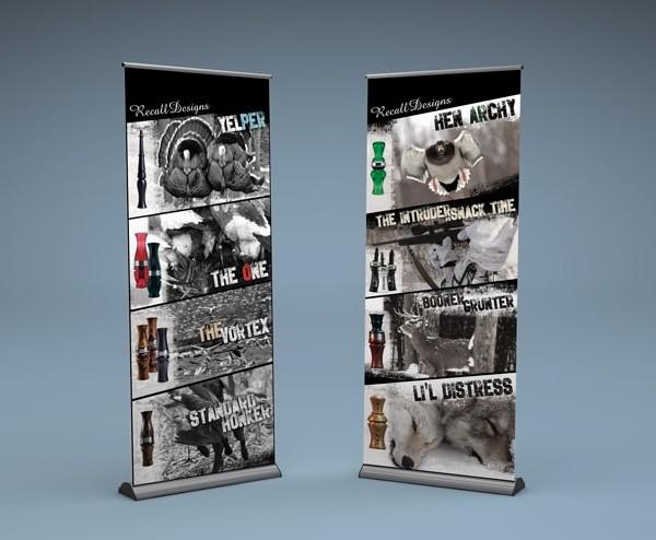 Recall Designs  bannières